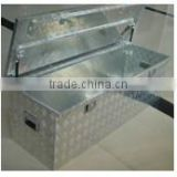 Aluminium Tool Box - Top Open
