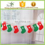 christmas party decoration bunting flag