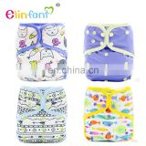 Elinfant High Quality Cloth Baby Diapers Wholesale Washable Diapers