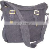 COTTON WEBBING MESSANGER BAG