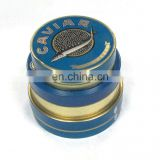 Hot sale caviar tin packaging