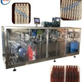 plastic bottle soy sauce packing machine