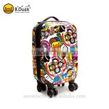 Good quality fashion carry on luggage travel bags