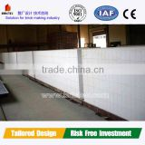 Concrete lightweight wall panel fly ash foam block machine                                                                         Quality Choice
