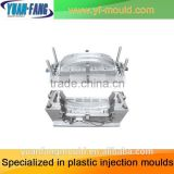 customer mould plastic front bumper molding injection mould