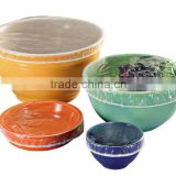 Factory wholesale 100% food grade disposable elastic PE bowl cover                                                                         Quality Choice
