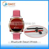 China manufacturers hand bluetooth smart watch mobile phone