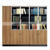 Chinese furniture import wooden bookshelves book almirah design cabinet furniture (SZ-FCB308)