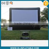 outdoor inflatable movie screen, inflatable projector screen, inflatable event screen for sale