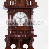Wooden Wall Pendulum Clock,Antique Table Clock made in china                                                                         Quality Choice