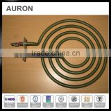 AURON high quality quartz tube heating element made in China /tubular water heater heating element