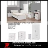 Simple bedroom wall wardrobe design white bedroom furniture set                                                                                                         Supplier's Choice