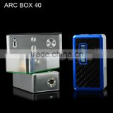 do temperature control vaporizer with mini arc box mod evolv dna 40 chip vt40