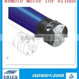 Blinds shutters awnings AC 35mm remote control motor