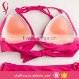 OEM Cheap Nude Enhancer Lifts Full Silicone Breast Bra Insert Pad