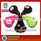 custom high quality waterproof bike seat cover for advertising