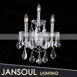 classic architectural lighting guangzhou led light crystal tealight candle holder beautiful wall mounted chandelier