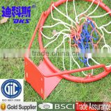 "16"" Solid Steel Basketball Rim/Hoop/Ring with Net Factory Price                                                                         Quality Choice"