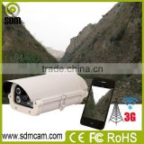 2015 newly live video streaming outdoor wireless 3g ip camera for mountain areas CCTV surveillance