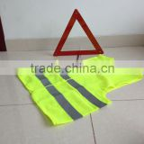 Car Emergency kit,Auto Safety kit, Auto Security kit, warning triangle And reflective vest