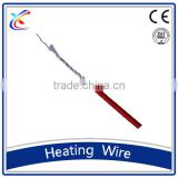 high temperature resistance FEP Teflon Insulation Ni Cr Alloy conductor resistance wire Heating Wire