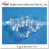 Fruit Use And Blister Process Type Clear Apple Plastic Box