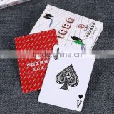 Custom Different Color Invizimals pvc Playing Game Card Waterproof carton playing card gambling playing cards ---DH20601