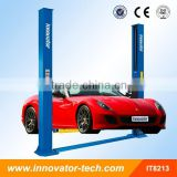 Hydraulic two post car elevator cost
