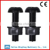 High quality custom plastic nuts and bolts