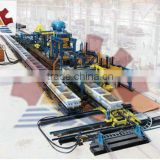 extraordinary, qulaity clay sand production line used for casting parts CE, ISO9001 certified energy saving