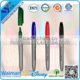 2015 China factory hot sell high quality alcohol based multi color marker pen