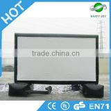 2015 Hot Sale inflatable cinema screen,inflatable moive screen,inflatable rear projection screen
