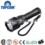 XML T6 LED Diving Flashlight Torch, Diving Powerful LED Flashlight Waterproof, Underwater Rechargeable Diving