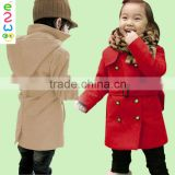 Winter Children Coat Fancy Winter Girls Coats