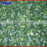 2013 factory fence top 1 Chain link fence hedge water pot aluminum