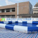 Newest large PVC inflatable swimming pool price, spa pool, outdoor rubber swimming pool