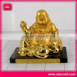 gold plated buddha statue,gold plated buddha sculpture,gold plated buddha figurine