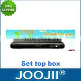 2015 New dvbt2 receiver dvbt2 set top box with 5.1CH DVD player