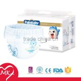 Breathable teddy baby disposable wholesale econmic training pants baby diaper sanitary napkin popular in thailand