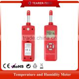 humidity and temperature meter TL-500 Wet Bulb and Dew Point Temperature Data Hold and Display Back light C