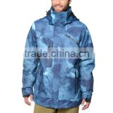 fashion wear classic crane snow ski wear for man and ski jacket from china apparel factory