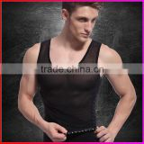 (Muscle Man ) High quality Men Tank Top Slimming Body corset Sports Body Shaper,