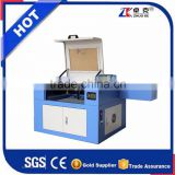 Hot Sale Laser Engraver&Cutter For Wood Acrylic PVC With 60W Co2 Laser Tube Leetro System ZK-5030 500*300MM