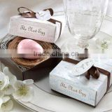 Scented Egg Wedding Soap Favor with gift box packing