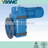 F series parallel shaft mounted helical reduction gear box                                                                                                         Supplier's Choice