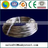 301 430 304 316l stainless steel wire leader for fishing