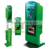 Multi Coin Acceptor Selector Mechanism Vending machine