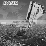High quality hot sale small mini electric excavators DS-55 5tons