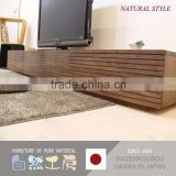 Hand crafted and original wooden furniture LCD TV stand for sale