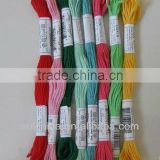 Embriodery Floss DMC Cotton Embroidery Thread High Quality 100% Egyptian Cotton DMC Color
